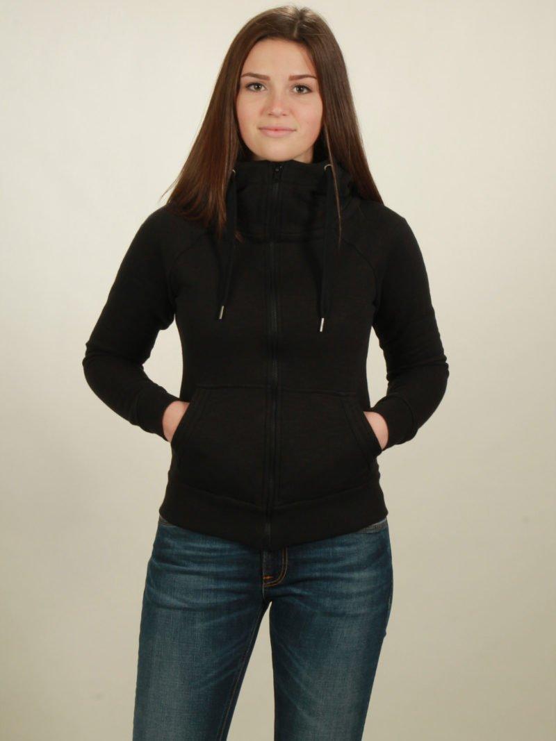 2007 zipper black