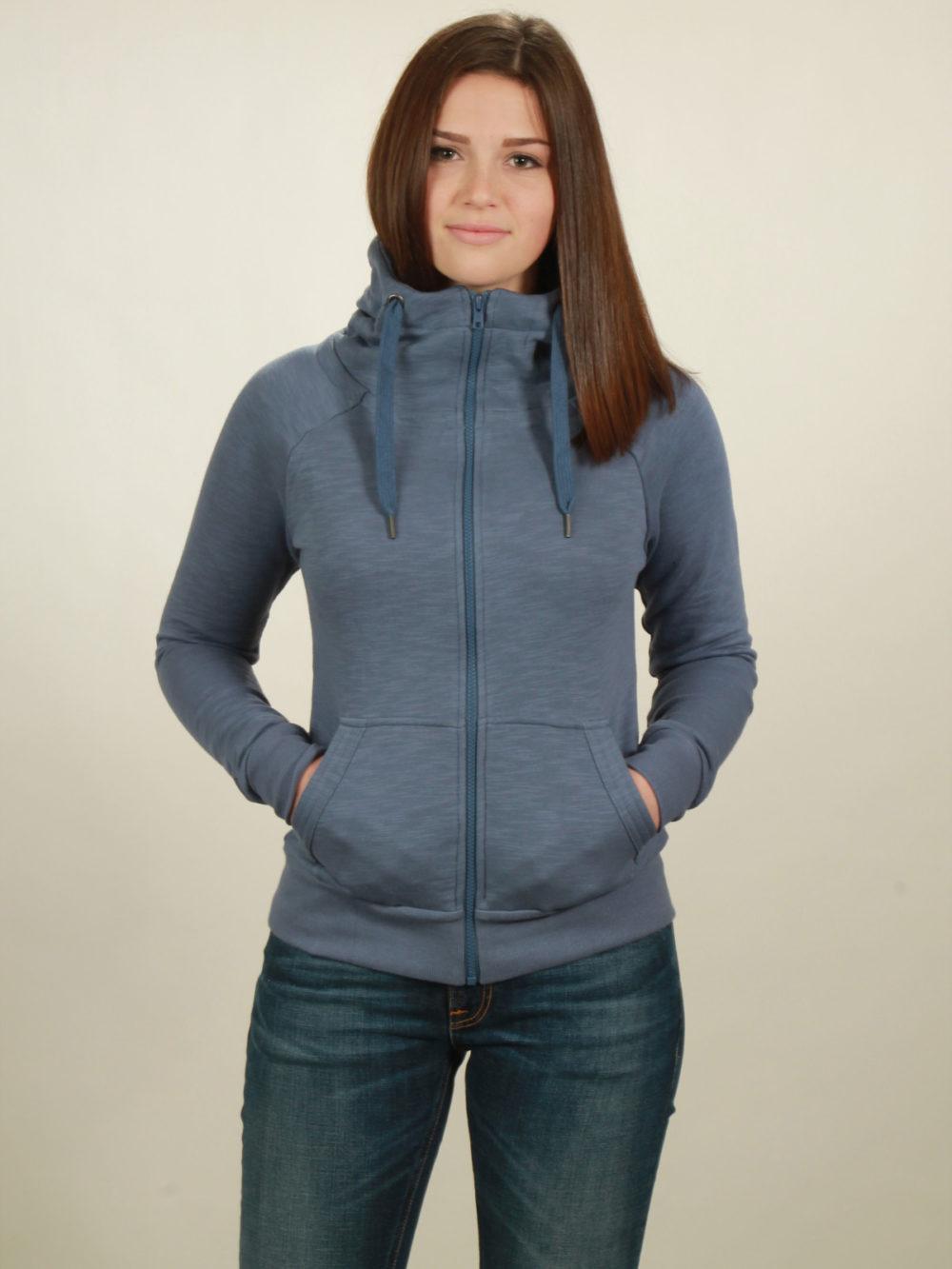 2011 zipper smoke blue