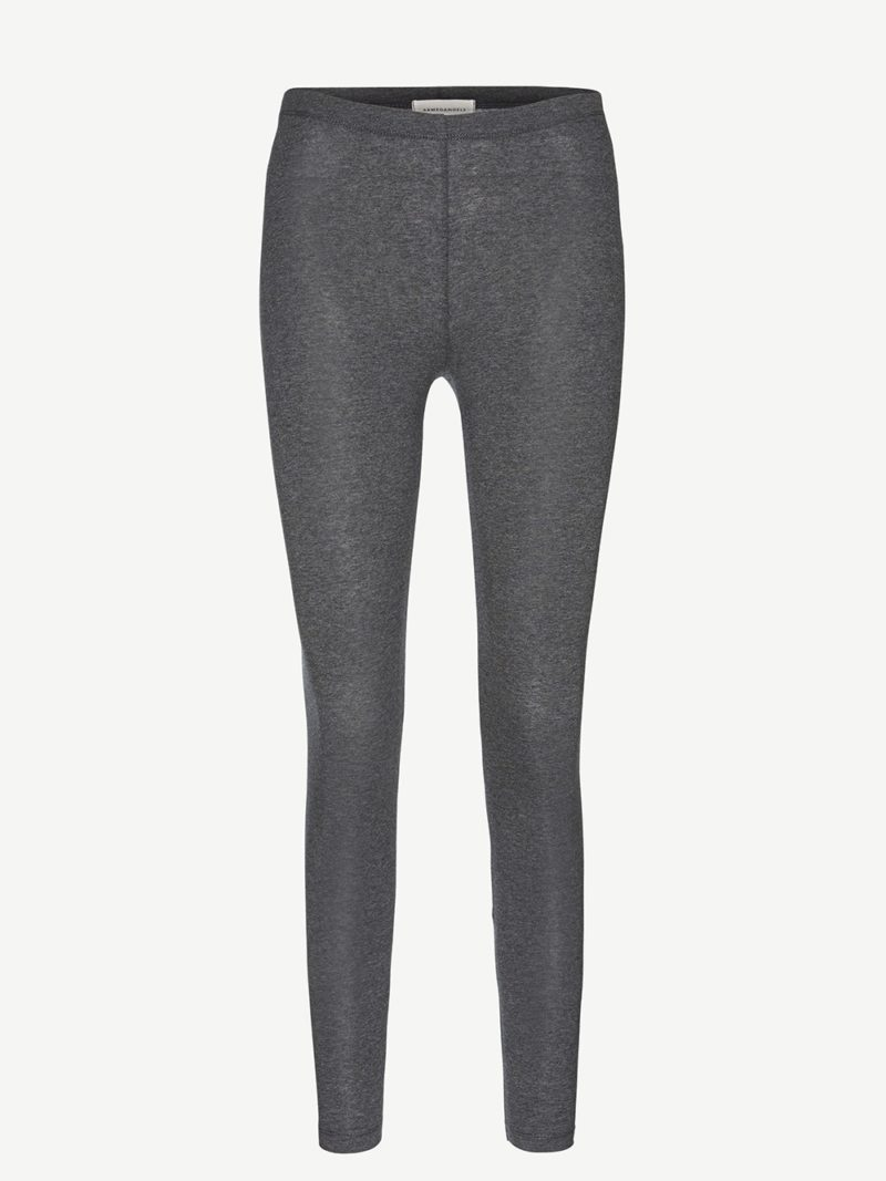 ARMEDANGELS Shiva dark grey melange Leggings
