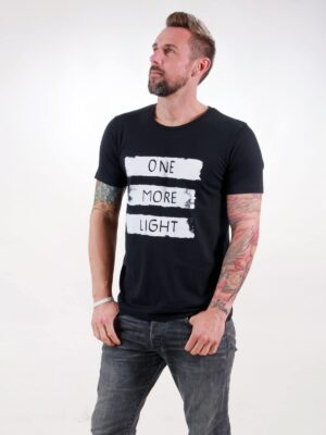 T-Shirt Man Light black
