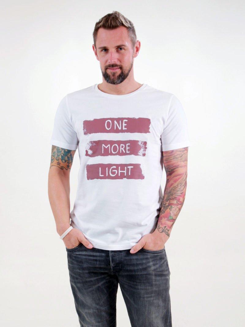 T-Shirt Man Light white
