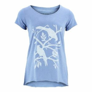 fair trade und organic, Slub Shirt aus Bio Baumwolle, nachhaltig und vegan hergestellt