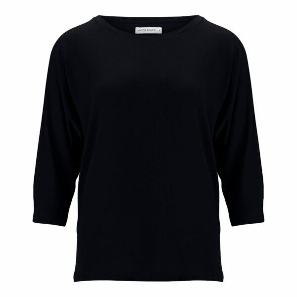 fair trade und organic, Shirt aus Lyocell, nachhaltig, ökologisch korrekt und vegan hergestellt