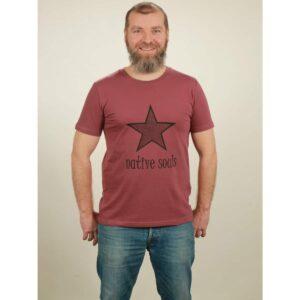 t-shirt herren star berry