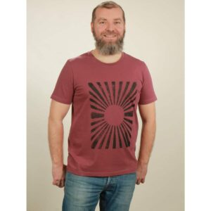 t-shirt herren sun berry