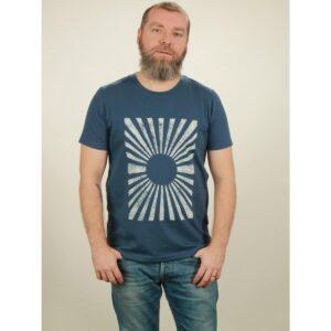 t-shirt herren sun dark blue
