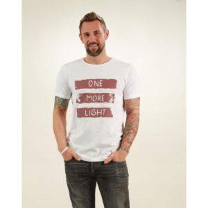 t-shirt herren light white